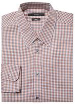 Gucci Plaid Classic Fit Dress Shirt