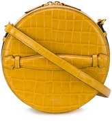 Mulberry crocodile effect shoulder bag