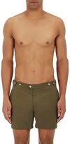 Solid & Striped Men's The Kennedy Swim Trunks-GREEN