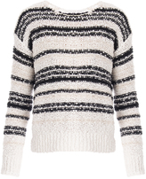 Veronica Beard Cahuilla Textured Sweater