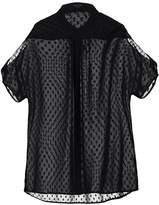 AllSaints IRIE Print Tshirt black