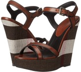 Burberry Whelan Women's Wedge Shoes