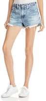 AG Jeans Sadie Cutoff Denim Shorts in Ingenue