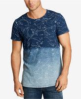 William Rast Men's Jim Ombré Graphic-Print Cotton Pocket T-Shirt