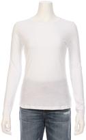 ORGANIC JOHN PATRICK Long Sleeve Shirttail Tee