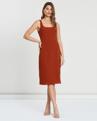 Atmos & Here Millie Slip Dress