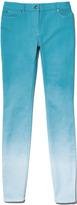Vince Dip Dye Straight Leg Jean