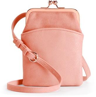 Lauren Conrad Kissie Crossbody Bag