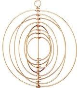 CB2 Galactic Copper Ornament