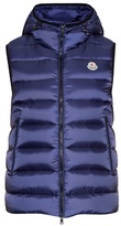 Moncler Ray Hooded Quilted-down Gilet