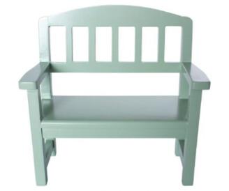 Maileg - Light Green Wooden Bench
