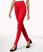 INC International Concepts High-Waist Skinny Pants, Created for Macy's