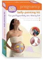 Proud Body Pregnancy Belly Painting Kit by ProudBody Pregnancy Art