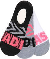 adidas Superlite No Show Liners - 3 Pack - Women's