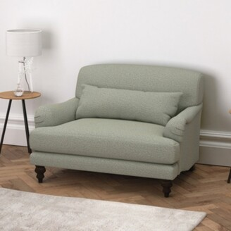 The White Company Petersham Wool Snuggler, Light Grey Wool, One Size