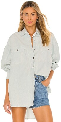 Free People Cardiff Buttondown