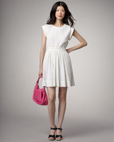 Marc by Marc Jacobs Aliyah Crinkled Gauze Dress