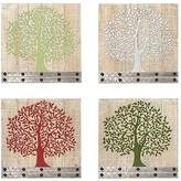 """Home Decorators Collection 20 in. H x 20 in. W """"Seasons"""" Wall Art (Set of 4)"""