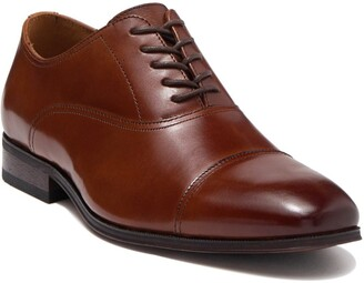 Florsheim Carino Cap Toe Leather Oxford