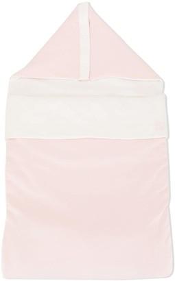 Fendi Kids Logo-Stamp Sleeping Bag