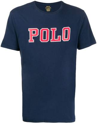 Polo Ralph Lauren printed logo T-shirt