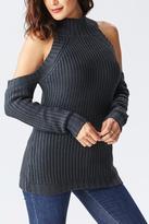 Hera Cold Shoulder Sweater