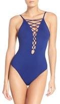 LaBlanca Women's La Blanca 'Island Goddess' One-Piece Swimsuit