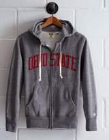 Tailgate Men's Ohio State Zip Hoodie