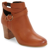 Cole Haan &Bonnell& Buckle Strap Bootie (Women)