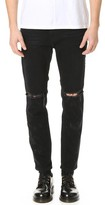 Ovadia & Sons OS-1 Slim Fit Distressed Jeans