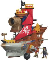 Fisher-Price Imaginext Shark Bite Pirate Ship by