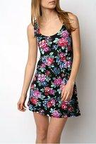 Urban Renewal Floral Knit Tank Dress