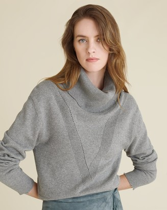 Veronica Beard Zarita Turtleneck Pullover