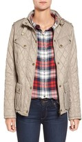 Barbour Women's International Caster Quilted Jacket