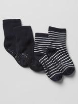Gap Favorite stripe socks (2-pack)