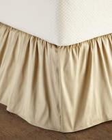 Horchow Austin Horn Classics Queen Silk Dust Skirt