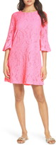 Lilly Pulitzer R) Ophelia Lace Shift Dress