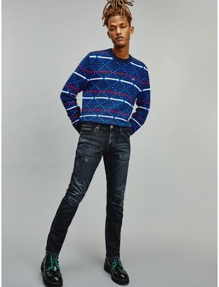 Tommy Hilfiger Pattern Mix Sweater