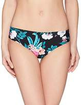 Coastal Blue Women's Swimwear Full Coverage Bikini Bottom