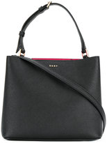 DKNY classic bucket tote - women - Calf Leather - One Size