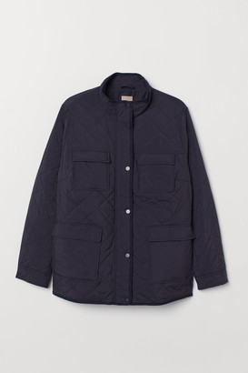 H&M H&M+ Quilted Jacket
