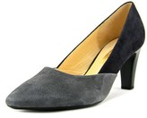 Gabor 55150 Pointed Toe Suede Heels.