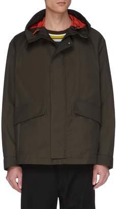 Joseph Hooded windbreaker jacket