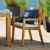 Williams-Sonoma Larnaca Outdoor Dining Armchair