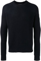 Iris von Arnim open knit jumper - men - Cotton/Cashmere - L