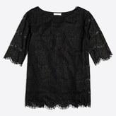 J.Crew Factory Lace blouse