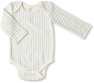 Pehr Stripes Away Organic Cotton Bodysuit