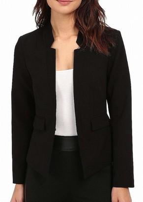 Ellen Tracy Women's Inverted Rever Jacket