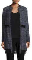 Elie Tahari Kora Tweed Jacket