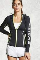 Forever 21 Active West Coast Jacket